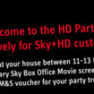 Sky apes Microsoft with Sky+HD parties promo - photo 2