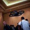 Parrot AR Drone turns iPhone into remote control Augmented Reality quadricopter remote - photo 3