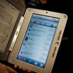 enTourage eDGe merges Android with ebook reader with tablet - photo 6