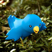 "Twitterrific launches ""Ollie"" bird-shaped collectible figurine - photo 3"