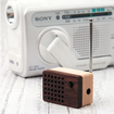 Motz introduces tiny wooden FM radio - photo 5