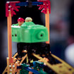 The K'Nex roller coaster ride that comes with built in webcam - photo 3