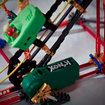 The K'Nex roller coaster ride that comes with built in webcam - photo 5