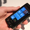 Windows Phone 7 and LG Panther hands-on - photo 2
