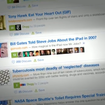 Digg looks to Twitter for new design - photo 6
