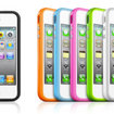 iPhone 4 bumpers give iPhone 4 colourful protection - photo 1