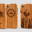 iPhone 4: Bash protecting bamboo cases - photo 3