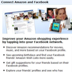 Amazon taps into Facebook - photo 1