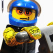 Lego minifigs get dark makeover - photo 3
