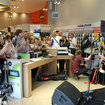 Carphone Warehouse celebrates Music Anywhere with The Hoosiers - photo 2