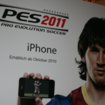 iPhone gets footie fever with PES 2011 - photo 1