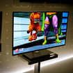 LG 31-inch OLED is both big and thin   - photo 3