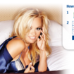 Nokia N8 offers you a bedroom scene with Pamela Anderson - photo 2