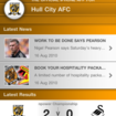APP OF THE DAY: Football League - Official Clubs' App (iPhone) - photo 7