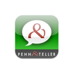APP OF THE DAY: Penn & Teller Chat Magic Trick (iPhone) - photo 1