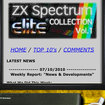 APP OF THE DAY - ZX Spectrum: Elite Collection Vol. 1 (iPhone / iPod touch) - photo 2