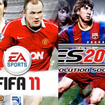 FIFA 11 thrashes PES 2011 in games sales - photo 1