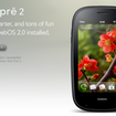 HP goes official with Palm Pre 2 and webOS 2.0 - photo 2