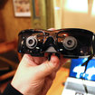 Vuzix Wrap 920AR 3D augmented reality glasses hands-on - photo 4
