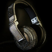 It's a bling ting: Swarovski inspired Pioneer HDJ-2000 headphones - photo 1