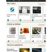 My Taptu takes on Pulse for news on the go - photo 4