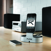Pure i-20 iPhone dock streams music and video - photo 3