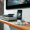 Pure i-20 iPhone dock streams music and video - photo 4