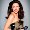 LG uncovers Kelly Brook as the face of the Optimus One - photo 1