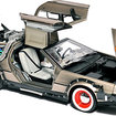 Back to the Future DeLorean hides 500GB hard drive - photo 2