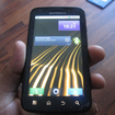 Motorola Olympus Tegra 2 Android handset snapped again - photo 1