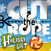 Cut the Rope free Christmas edition set to go live - photo 2