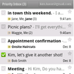 Android Gmail update takes Priority for Google - photo 1