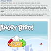 Angry Birds flies into the Mac App Store - photo 1