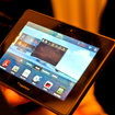 BlackBerry PlayBook hands-on - photo 2
