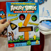 Mattel Angry Birds Knock on Wood: The Angry Birds board game - photo 6