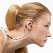 Radiopaq Flex(es) its muscles with sports earphones - photo 1