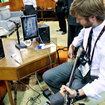 Griffin StompBox and Mic Stand Mount for iPad hands-on - photo 4