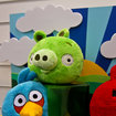 Angry Birds invade Toy Fair, including official catapult - photo 7