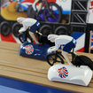 Hornby goes London 2012 Olympics mad with Scalextric Team GB Track Cycling Set - photo 2