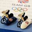 Hornby goes London 2012 Olympics mad with Scalextric Team GB Track Cycling Set - photo 5