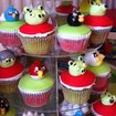Now... Angry Birds cupcakes - photo 1
