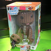 Sackboy stands up ready to hold your PS3 controller - photo 3