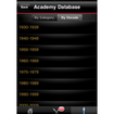 APP OF THE DAY: The Oscars review (iPhone) - photo 3