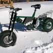 Offroad's snow problem with Fortune Hanebrink electric bike   - photo 1