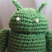 Crotchet Android mascot: Cranking the cute up to 11 - photo 1