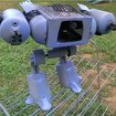Star Wars AT-AT Imperial Walker made from recycled computer parts for sale - photo 7