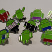 Limited edition Android pin badges: 86 to collect! - photo 2