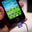 Samsung Galaxy Gio hands-on - photo 2