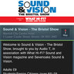 Bristol Sound & Vision Show packed out - and gets an app - photo 3