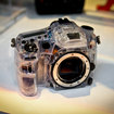 Sony see-through SLT alpha camera concept hands-on - photo 4